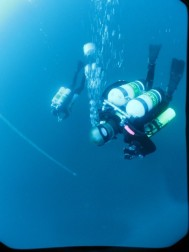 Technical diving with Alex Boulton