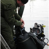 TecRec Gas Blender and EANx for Finnish Coast Guard Divers