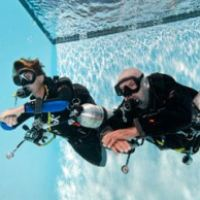 Testing the new PADI Sidemount Diver Course