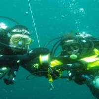 Mixed Teams, Sidemount and Backmount