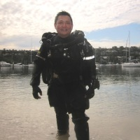 Junya Kato joins PADI Technical Diving Division