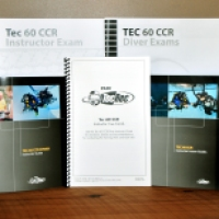 PADI Tec 60 CCR Educational Materials Now Available