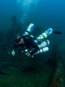 Jeff Lofflin Florida Wreck Diving