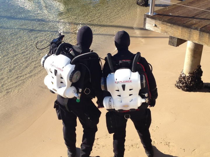 FAQS - How can rebreathers be used during PADI courses?