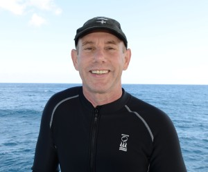 Simon Mitchell is an avid technical and rebreather diver Image Credit: Dr Neal W Pollock