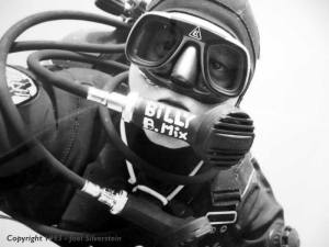Technical diving pioneer and educator Billy Deans Image Credit: Joel Silverstein