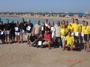How to become a PADI TecRec Instructor Trainer