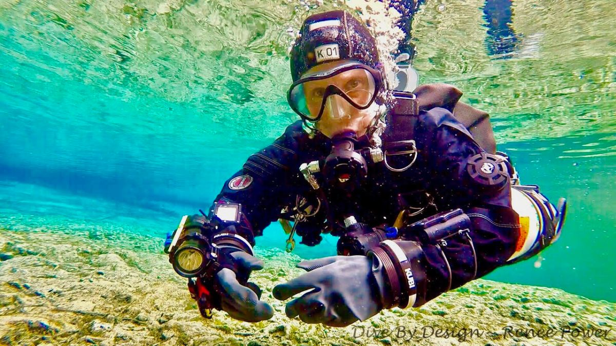 What it Takes to be a Tec Diver