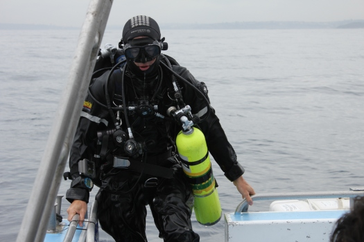 Technical Diver - TecRec - Tec 40
